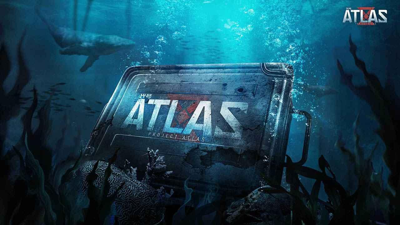 代号:ATLAS截图1