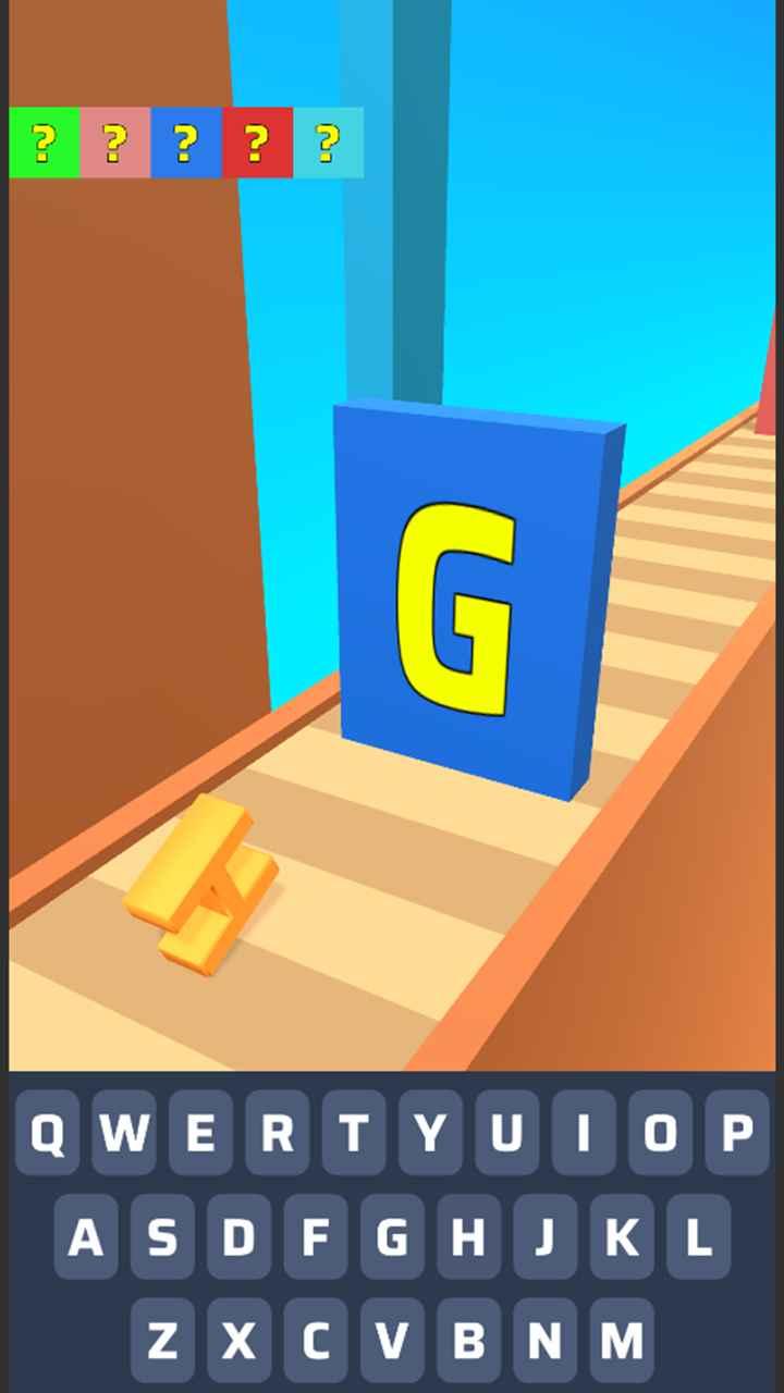 ABC - 字母跑乐(测试版)截图6