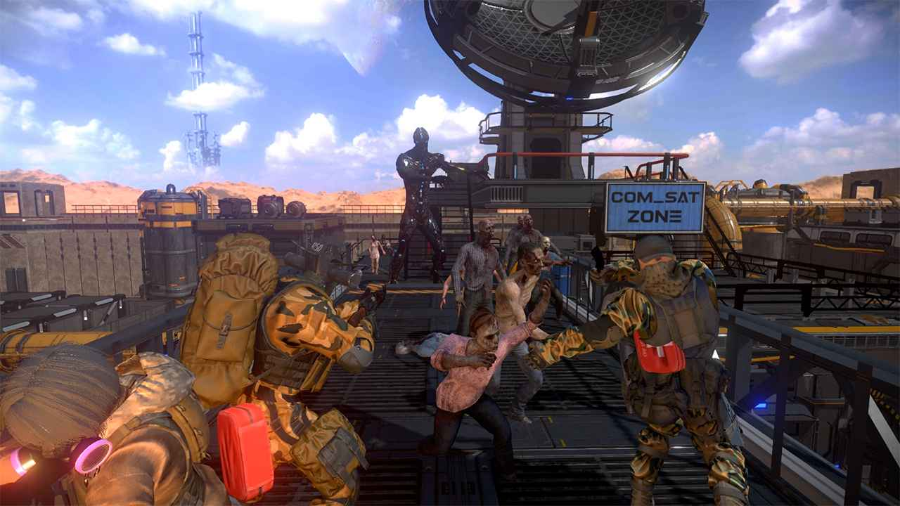 僵尸世界战争:新世界(测试版)截图6