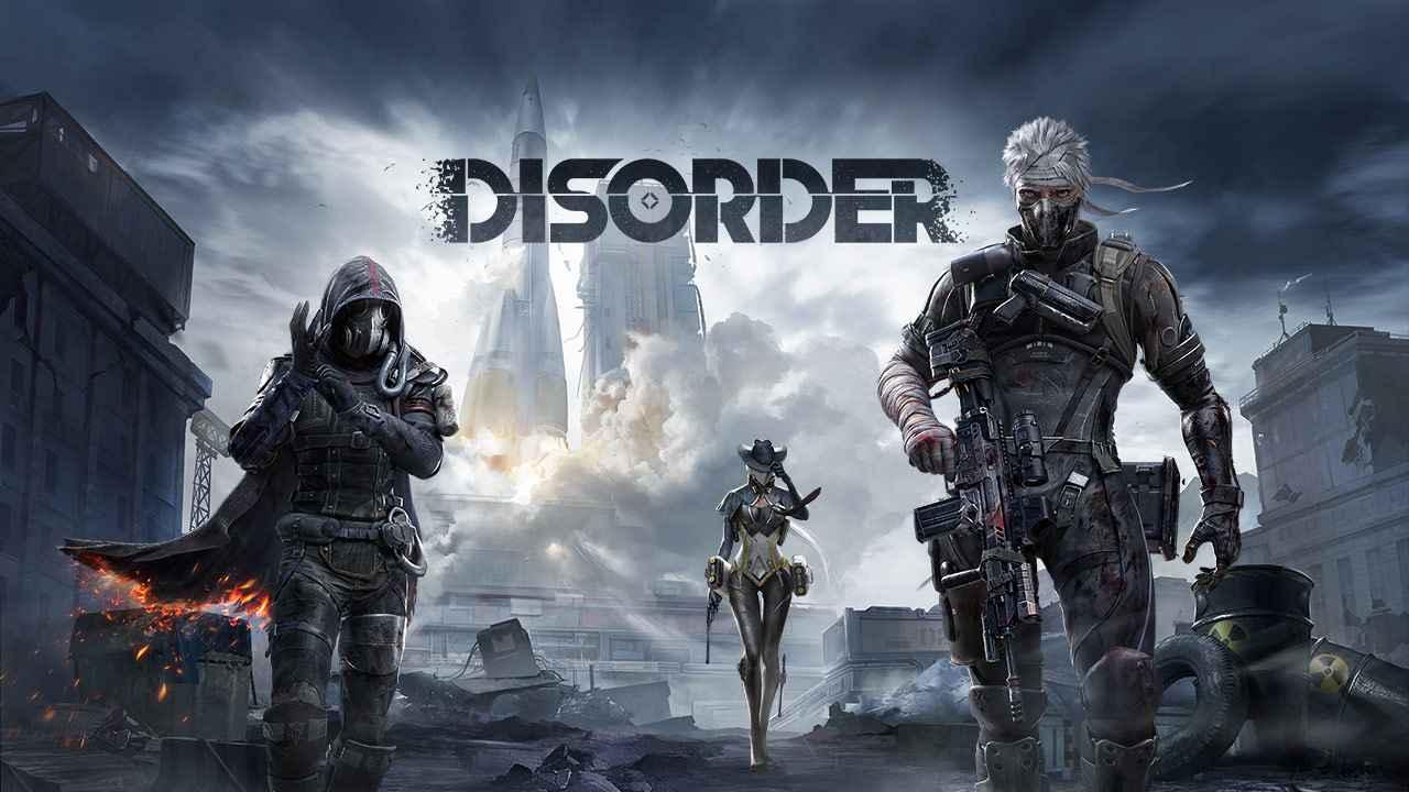 Disorder(团队竞技)截图1