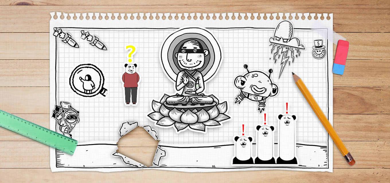 脑洞合辑| 沙雕手绘游戏大盘点