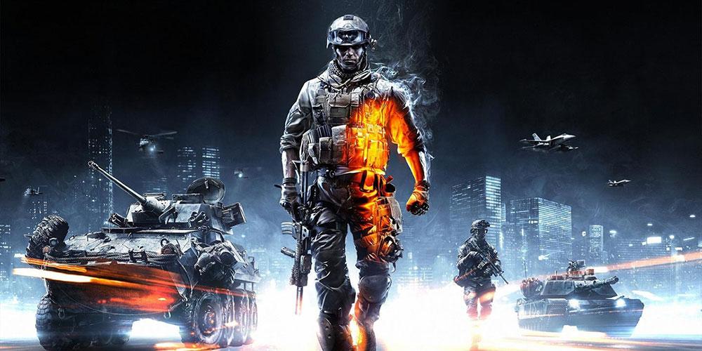 官宣!《战地》手游版预计2022年推出