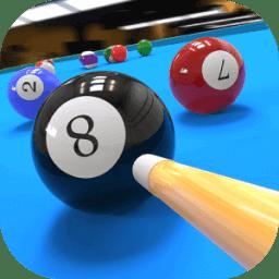 街机台球大师(3D斯诺克桌球)下载