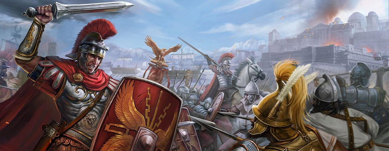 帝国军团罗马-策略战棋