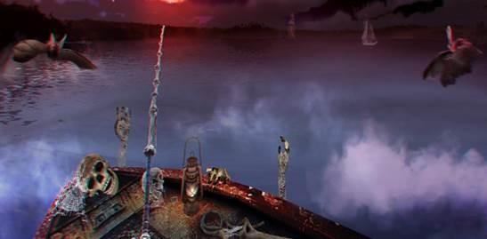 新鱼情,新模式,《钓鱼大对决》万圣节活动现已上线!