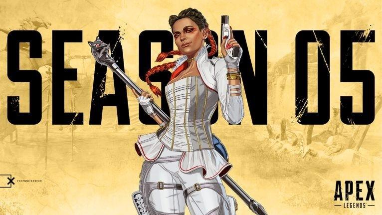 《Apex英雄》第五赛季开打,新角色罗芭加入战场,一大波更...