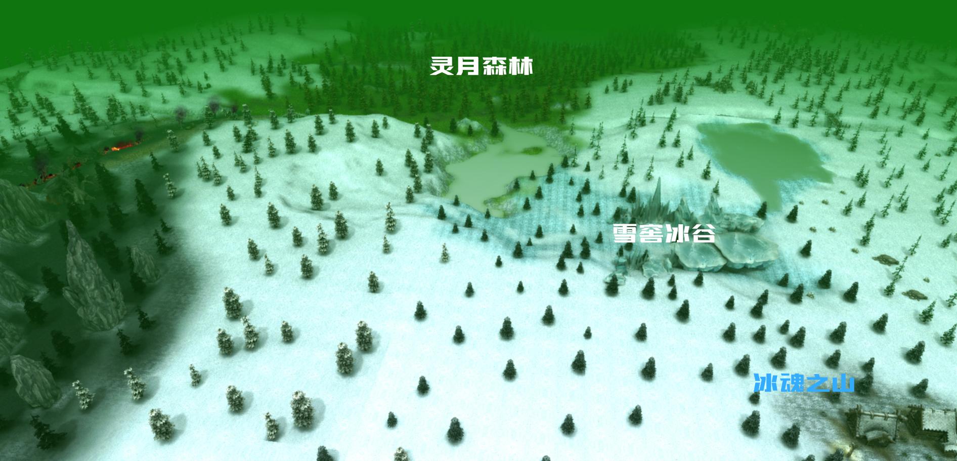 64平方公里超大开放世界 全新不同视角场景图  你还记得这...