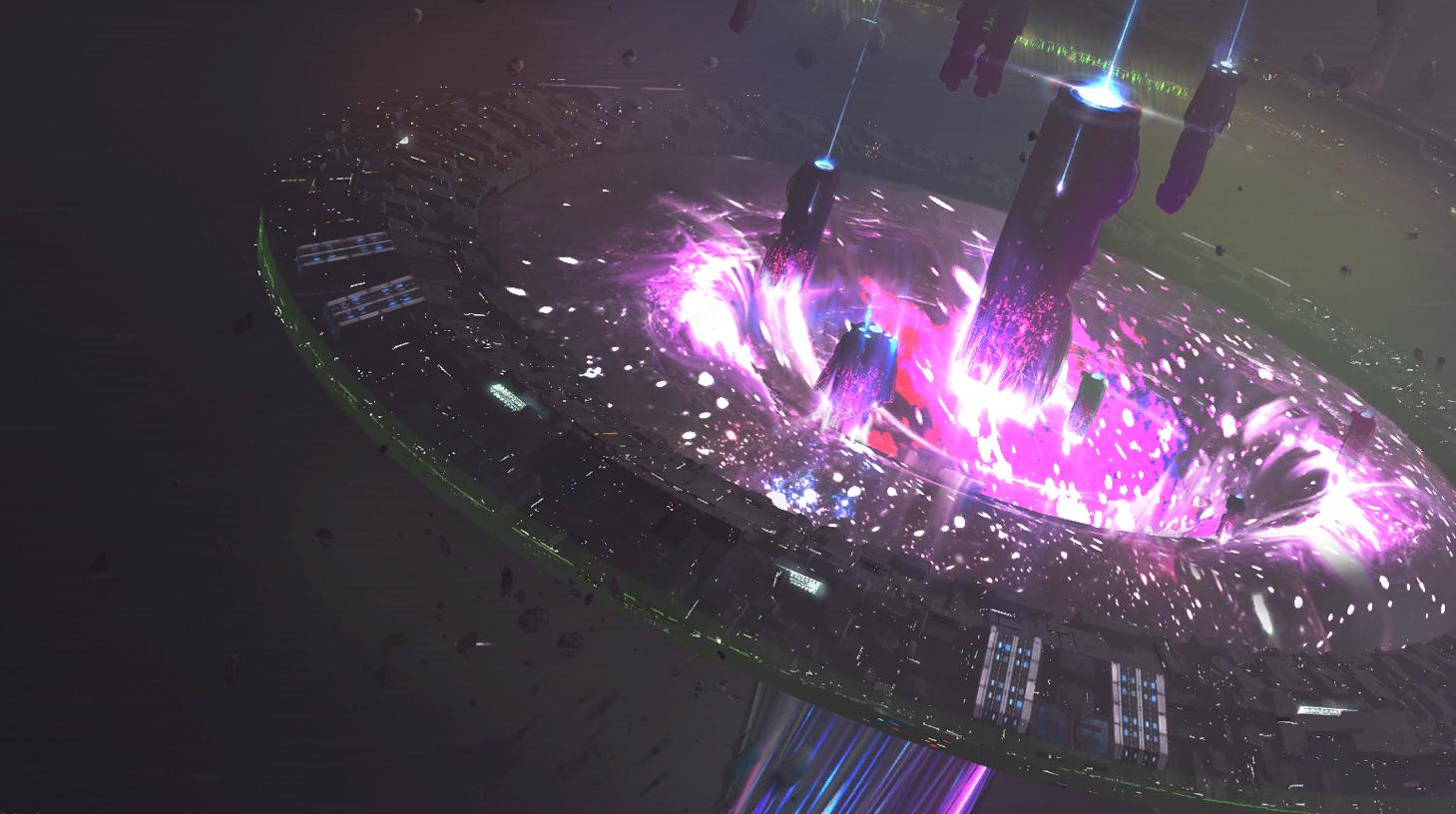 《无尽银河》10月27日开放测试啦,畅玩星际亟不可待!