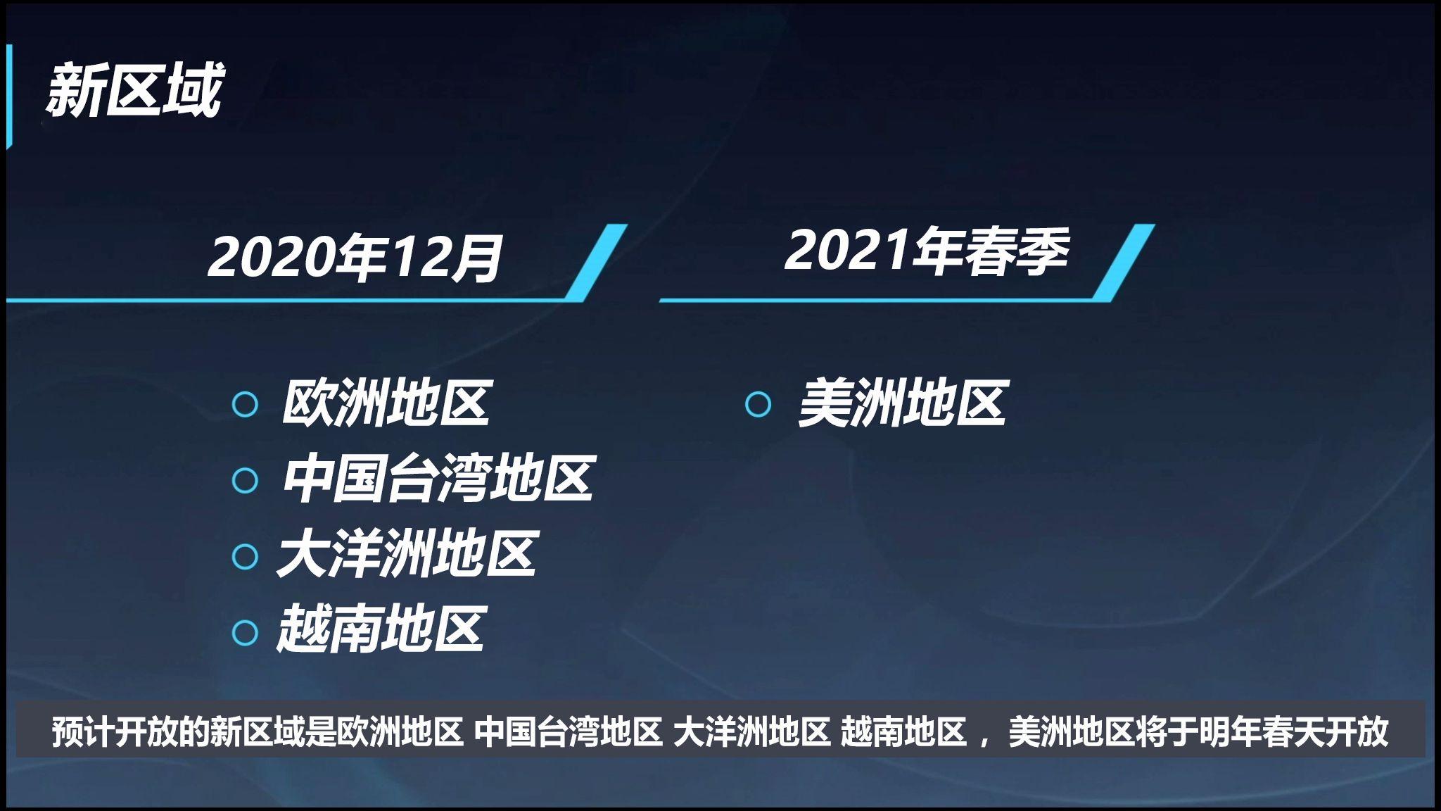 《英雄联盟手游》10.27海外公开测试!日韩、东南亚等地区...