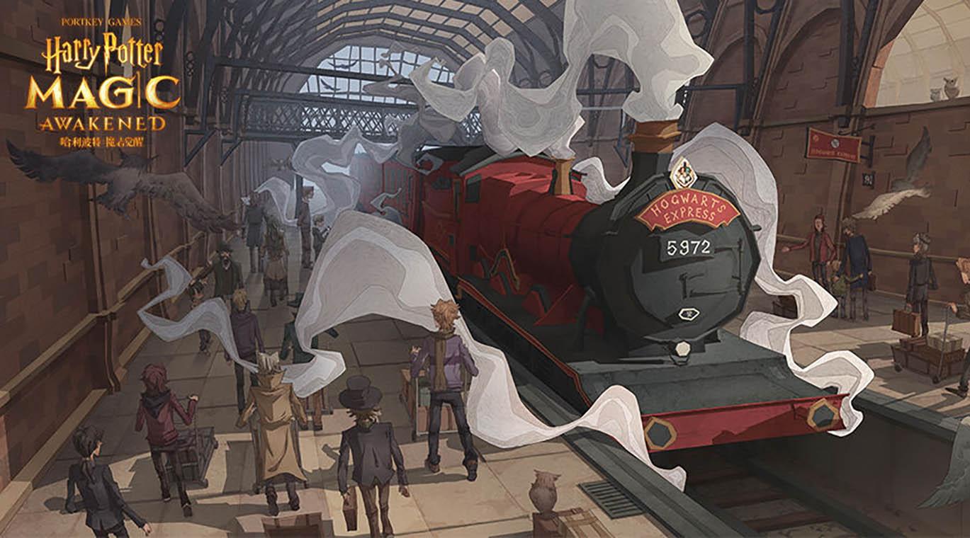 《哈利波特 魔法觉醒》最新爆料:经典剧情永不褪色,神秘...