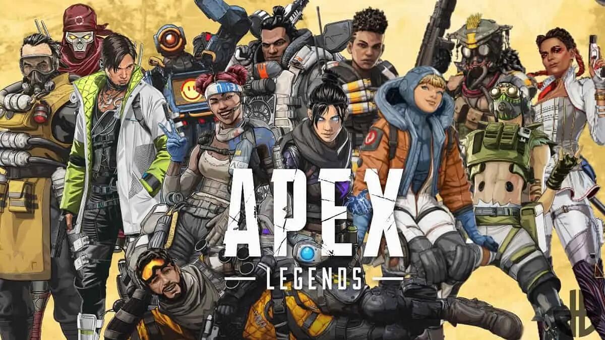 有迹象显示《Apex英雄》移动版在海外展开可用性测试,官网...