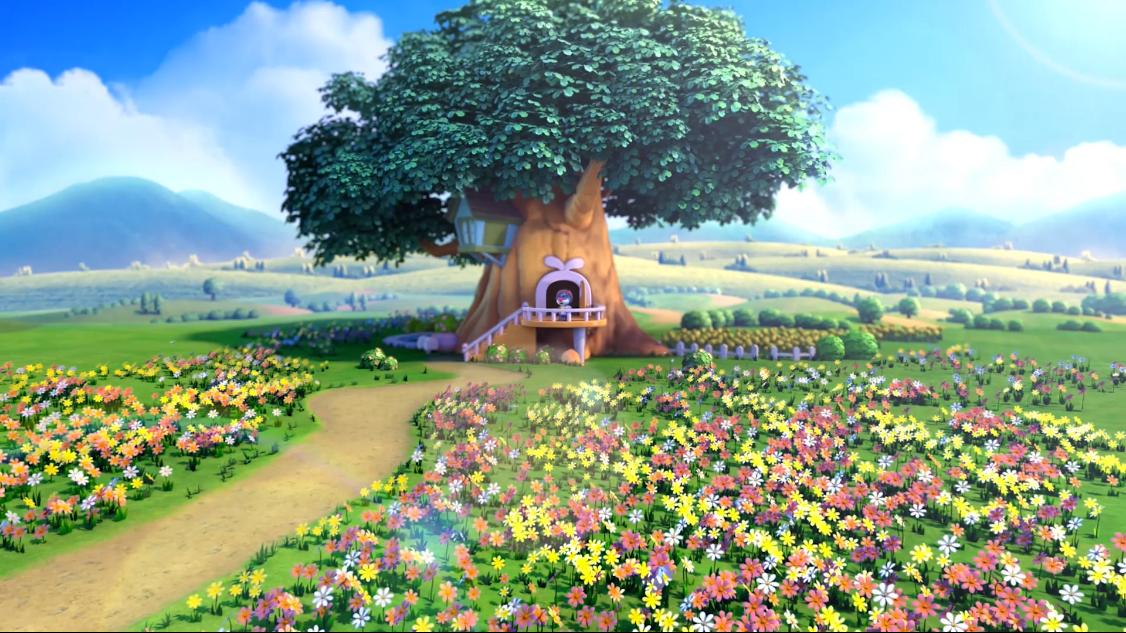 (开奖啦)摩尔庄园首支3D品牌宣传片发布,参与摩尔庄园可...