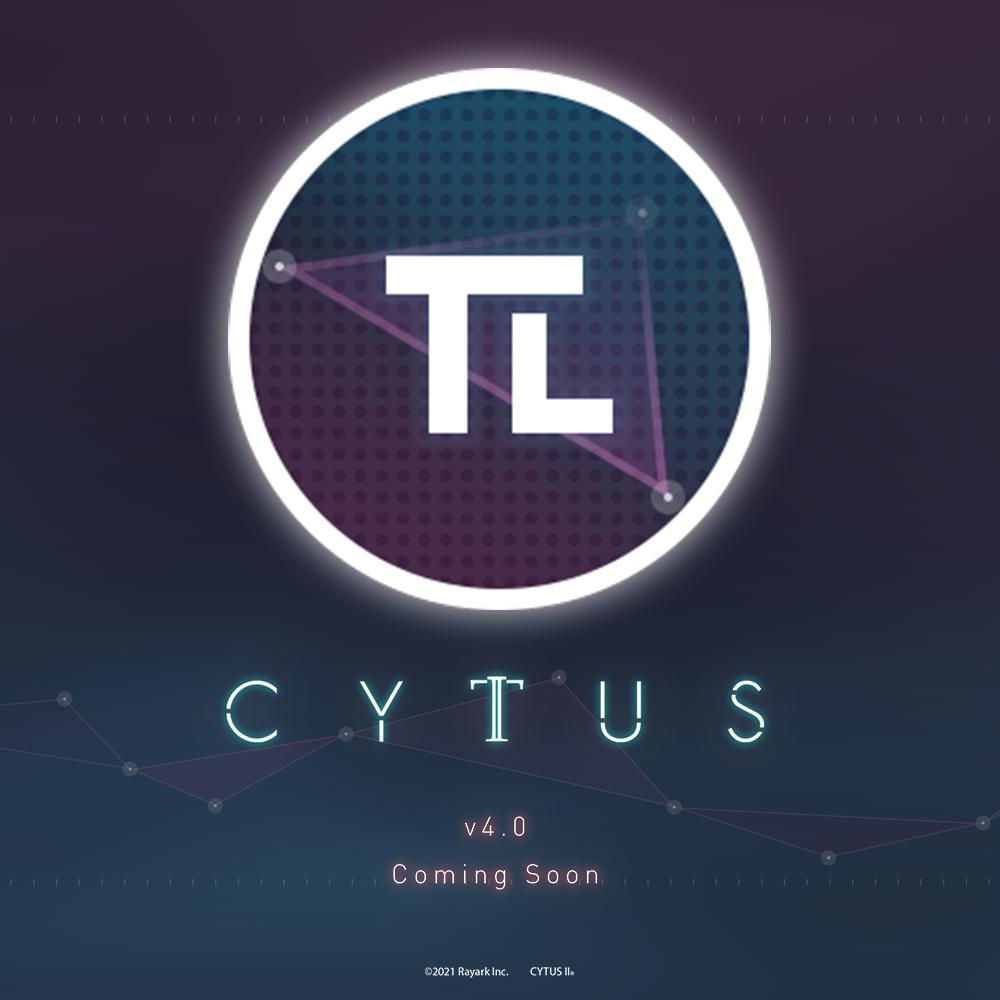 Cytus II v4.0即将到来 !
