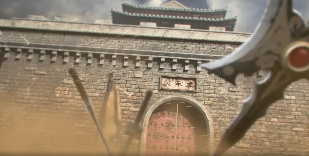 《真·三国无双霸》引擎CG上线,高燃激战大片抢先看!