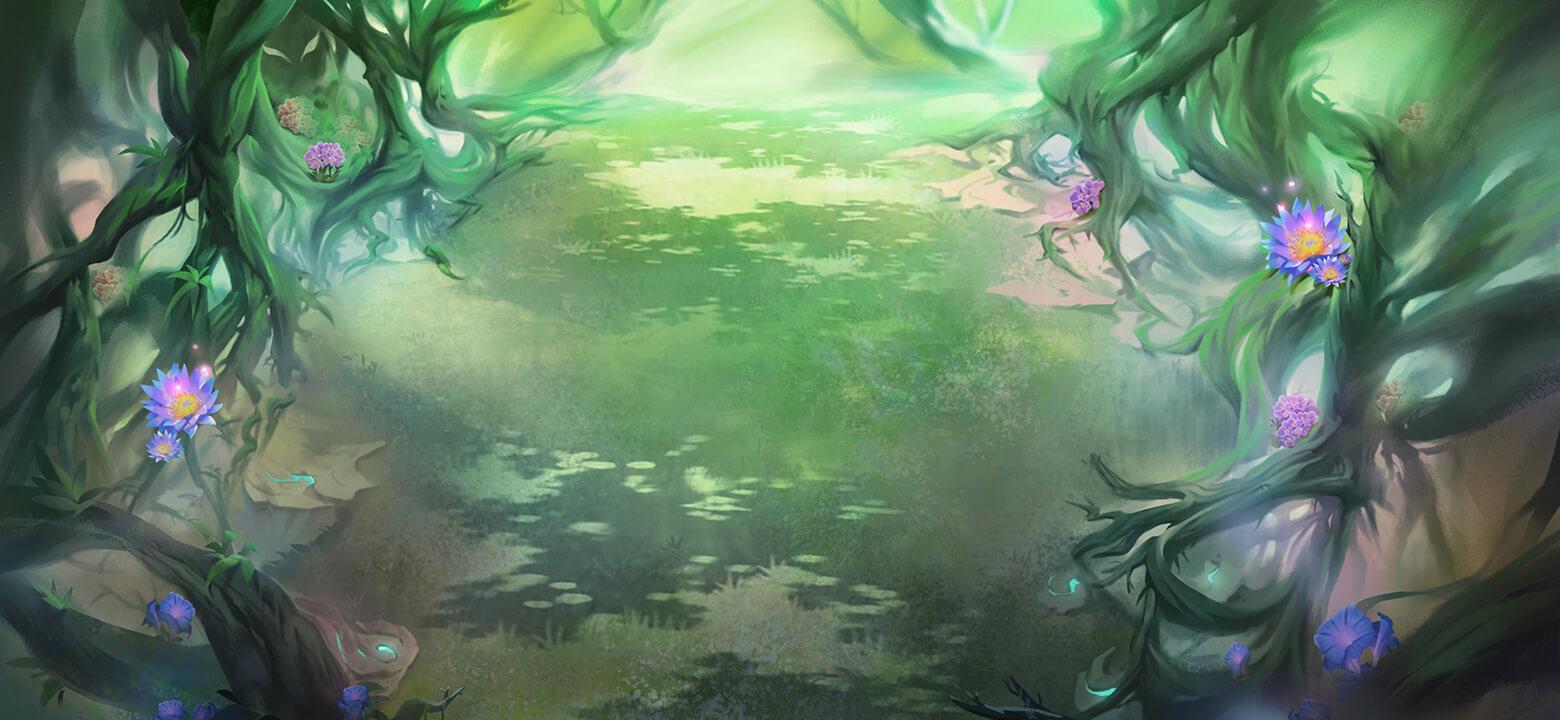 【魔卡课堂】关卡介绍—魔幻密林