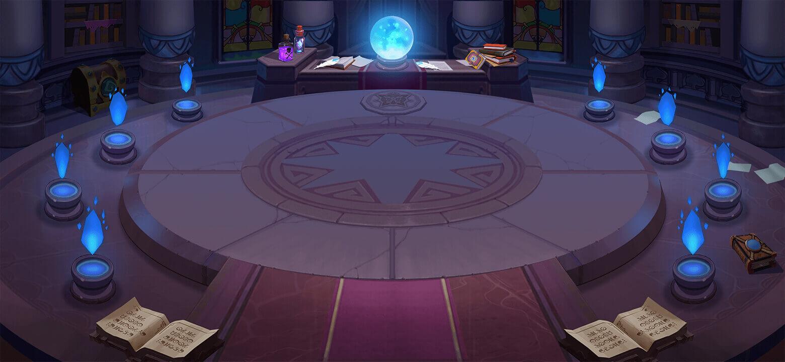 【魔卡课堂】关卡介绍——亡灵学院