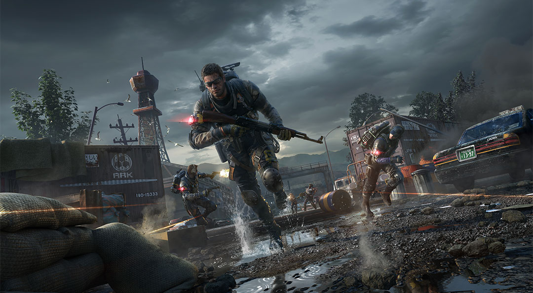 《萤火突击》制作人专访:塑造一个真实的世界,让玩家对战...