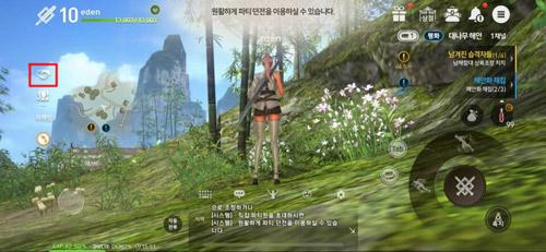 《剑灵革命》怎么组队 组队界面中文翻译