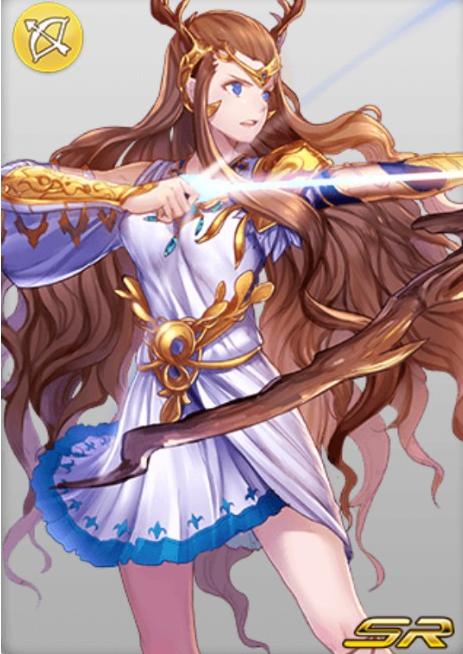【伙伴特刊07】狩猎女神阿尔忒弥斯