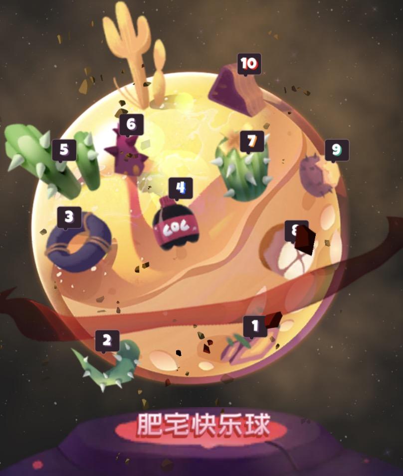 第七星球——肥宅快乐球
