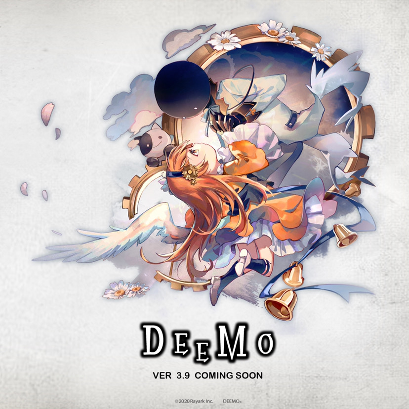DEEMO v3.9 2020/11/13 Coming Soon ♫