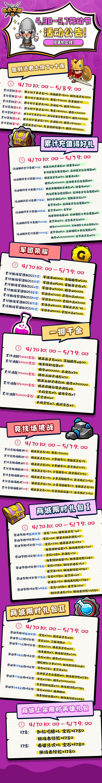 【帕诺普巡查报告-4.30劳动节活动更新&维护预告!】