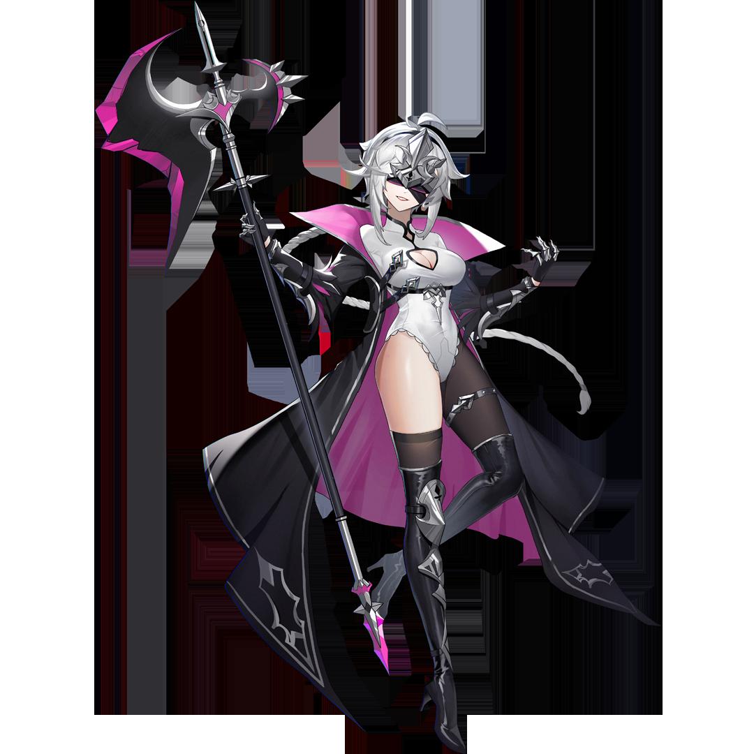复仇女神皮肤——暗夜复仇者技能爆料
