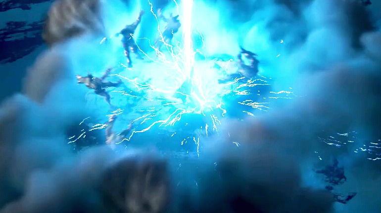 影视级超燃CG公布!《漫威对决》二测今日正式开启!